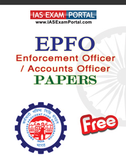UPSC-MAINS-EPFO-Enforcement-Officer-PAPERS-PDF
