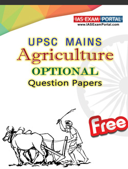 UPSC-MAINS-AGRICULTURE-PAPERS-PDF