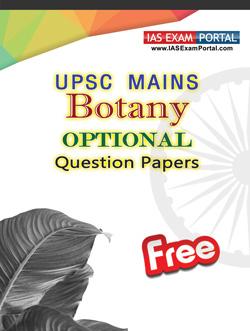 UPSC-MAINS-BOTANY-PAPERS-PDF