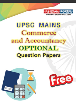 UPSC-MAINS-Commerce and Accountancy-PAPERS-PDF