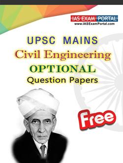 UPSC-MAINS-CIVIL-ENGINEERING-PAPERS-PDF