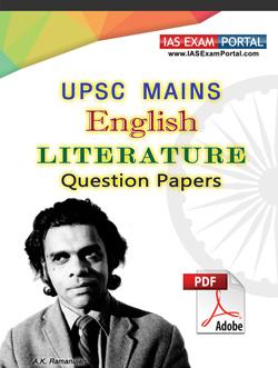 UPSC-MAINS-ENGLISH-LITERATURE-PAPERS-PDF