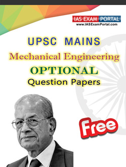 UPSC-MAINS-MECHANICAL-ENGINEERING-PAPERS-PDF
