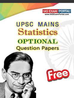 UPSC-MAINS-STATISTICS-PAPERS-PDF
