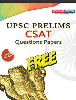 UPSC CSAT Papers Download