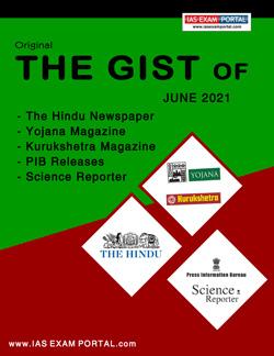 The gist of Hindu, Yojana, PIB