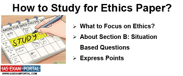how to write an essay about ethics