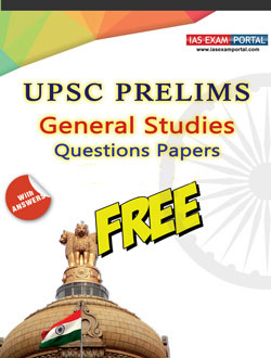 Exam download with ias answers question papers