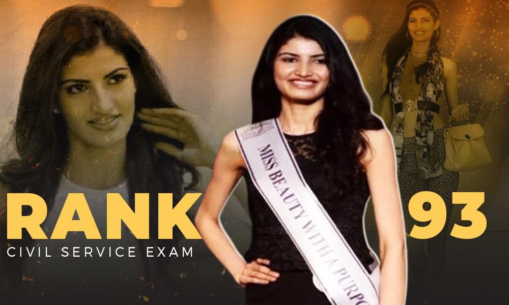 Meet Aishwarya Sheoran, Miss India Finalist Who Cracked Civil Services Exam