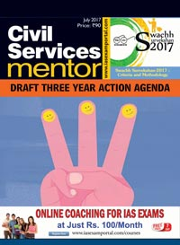 Civil Services Mentor Magazine