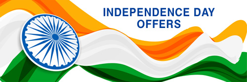 INDEPENDENCE DAY OFFERS.