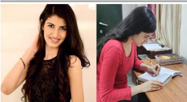 इस पेटर्न पर Aishwarya Sheoran ने तय किया ...