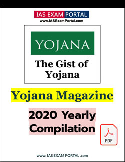 Yojana Magazine 2020 Yearly Compilation PDF